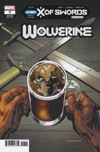Wolverine #7 Variant Nowlan