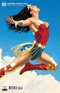 Wonder Woman #766 CVR B Cardstock Joshua Middleton