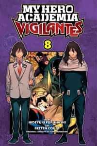 My Hero Academia GN Vigilantes V8