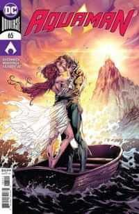Aquaman #65 CVR A Robson Rocha