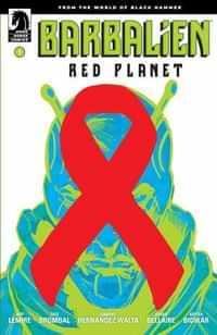 Barbalien Red Planet #1 CVR B Koch