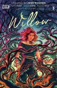 Buffy The Vampire Slayer Willow #5 CVR A
