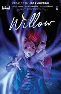 Buffy The Vampire Slayer Willow #5 CVR B Andolfo