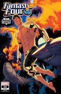 Fantastic Four #26 Variant Anka Namor Phoenix