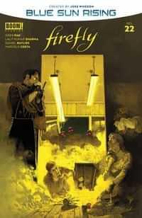 Firefly #22 CVR A