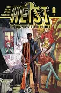 Heist How To Steal A Planet #8