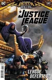 Justice League #57 CVR A Liam Sharp