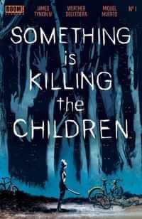 Lcsd 2020 Something Is Killing Children #1 Foil CVR