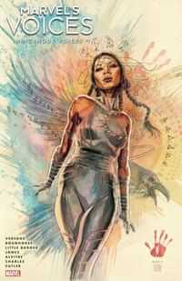 Marvels Voices Indigenous Voices #1 Variant Mack
