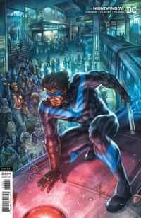 Nightwing #76 CVR B Alan Quah
