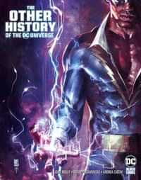 Other History Of The Dc Universe #1 CVR A Giuseppe Camuncoli and Marco Mastrazzo