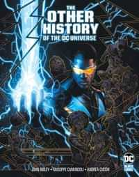Other History Of The Dc Universe #1 CVR B Jamal Campbell Var