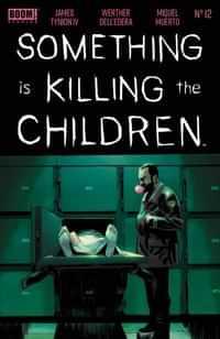 Something Is Killing Children #12