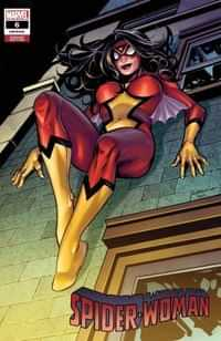 Spider-Woman #6 Variant Lupacchino