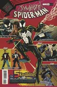 Symbiote Spider-man King In Black #1 Variant Superlog