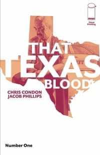 That Texas Blood #1 Third Printing