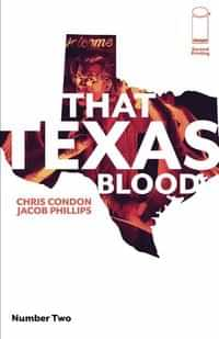 That Texas Blood #2 Second Printing