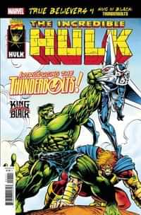 True Believers One-Shot King In Black Thunderbolts #1