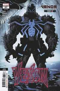 Venom #27 Fourth Printing