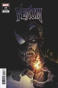 Venom #30 Variant Stegman