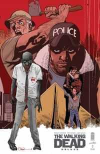 Walking Dead #3 Deluxe Edition CVR C Adlard and Mccaig