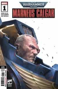 Warhammer 40k Marneus Calgar #1 Second Printing