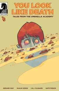 You Look Like Death Tales Umbrella Academy #3 CVR A