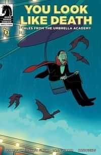 You Look Like Death Tales Umbrella Academy #3 CVR B
