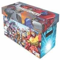 Transformers Short Comic Box