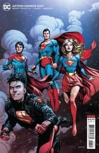 Action Comics #1027 CVR B Cardstock Gary Frank