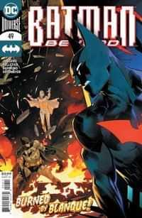 Batman Beyond #49 CVR A Dan Mora