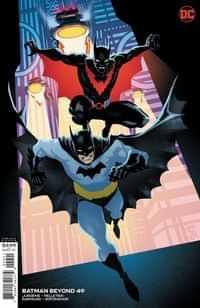 Batman Beyond #49 CVR B Francis Manapul