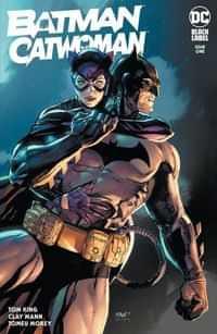 Batman Catwoman #1 CVR A Clay Mann