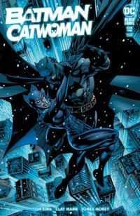 Batman Catwoman #1 CVR B Jim Lee and Scott Williams