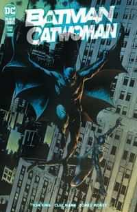 Batman Catwoman #1 CVR C Travis Charest