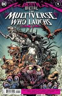 Dark Nights Death Metal One-Shot Multiverse Who Laughs