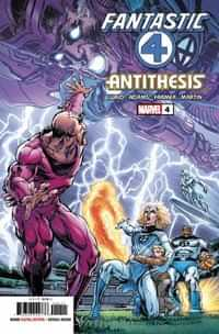 Fantastic Four Antithesis #4