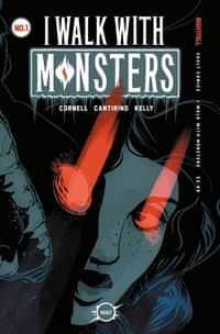 I Walk With Monsters #1 CVR C Hickman