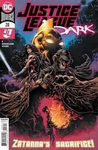 Justice League Dark #28 CVR A Kyle Hotz
