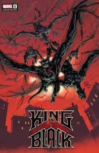 King In Black #1 Variant Stegman Darkness Reigns