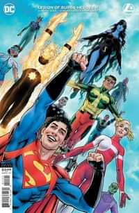 Legion Of Super-Heroes #11 CVR B Nicola Scott