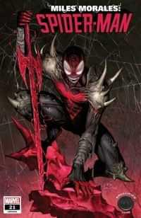 Miles Morales Spider-man #21 Variant Inhyuk Lee Knullified