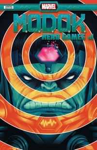Modok Head Games #1 Variant Doaly