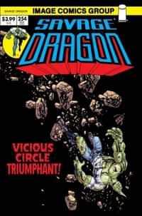 Savage Dragon #254 CVR B