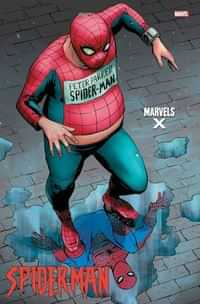 Spider-man #5 Variant Rodriguez Marvels X