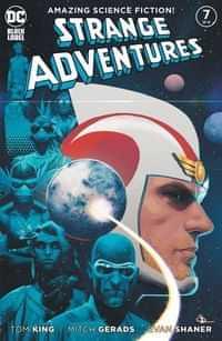 Strange Adventures #7 CVR B Evan Doc Shaner