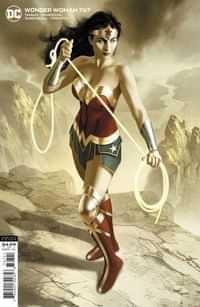 Wonder Woman #767 CVR B Cardstock Joshua Middleton