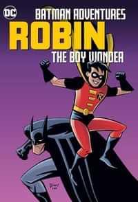 Batman Adventures TP Robin The Boy Wonder