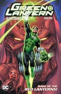 Green Lantern TP Geoff Johns V4