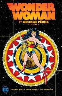 Wonder Woman TP George Perez V5